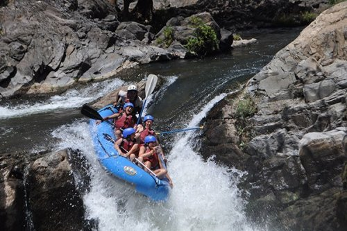 elcome to White water rafting in Guanacaste, Costa Rica