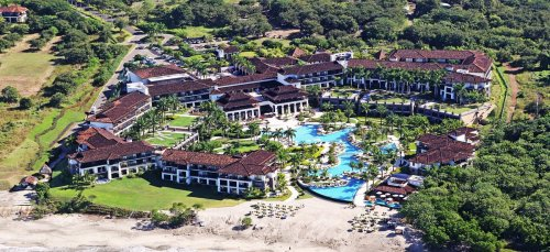 Welcome to the JW Marriot Resort & Spa Tour Guanacaste Page